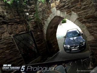 обои Gran Turismo 5 BMW фото