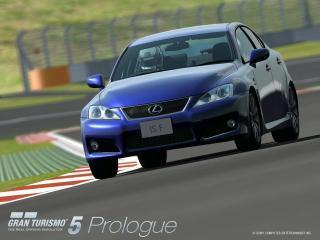 обои Gran Turismo 5 Lexus фото