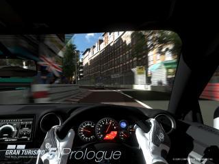 обои Gran Turismo 5 Автомобиль на гонке фото