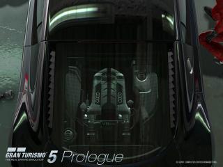 обои Gran Turismo 5 Двигатель от Audi фото
