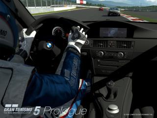 обои Gran Turismo 5 Салон BMW фото