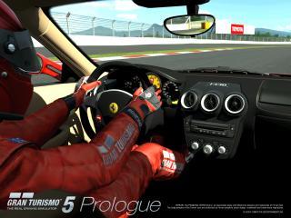 обои Gran Turismo 5 Салон автомобиля фото