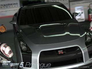 обои Gran Turismo 5 Серый автомобиль фото