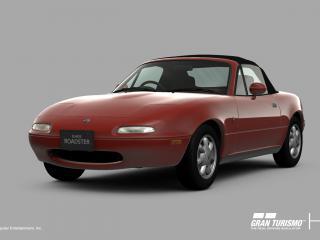 обои Gran Turismo Eunos Roadster фото