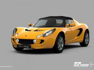 обои Gran Turismo Lotus Elise фото