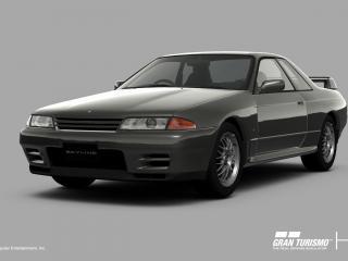 обои Gran Turismo Nissan Skyline фото