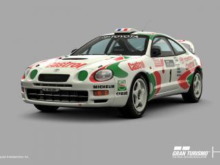 обои Gran Turismo Toyota фото