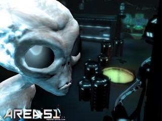 обои Area 51 инопланитянин фото