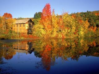 обои The Berkshires,   Massachusetts фото