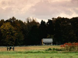 обои Shiloh National Military Park,   Tennessee фото