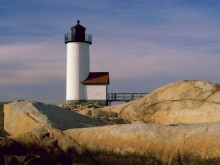 обои Annisquam Harbor Light,   Massachusetts фото