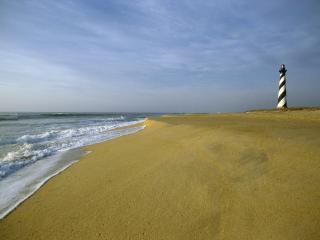 обои Cape Hatteras National Seashore,   Outer Banks,   North Carolina фото