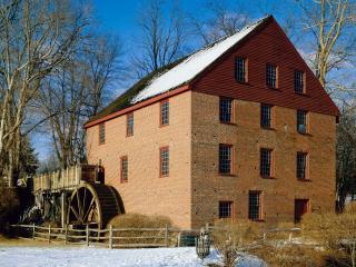 обои Colvin Run Mill,   Virginia фото