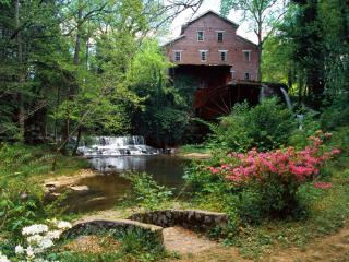 обои Falls Mill,   Belvidere,   Tennessee фото
