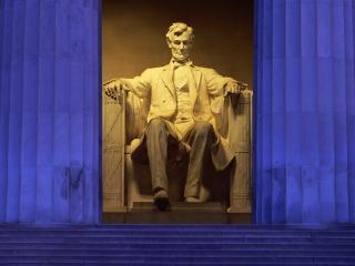 обои для рабочего стола: Lincoln Memorial,   Washington,   D.C