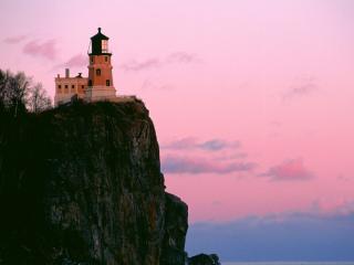 обои Split Rock Lighthouse,   Minnesota фото