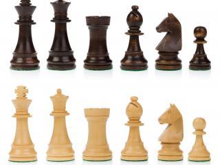 обои Шахматы деревянные фото