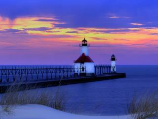 обои Twilight,   St. Joseph,   Michigan фото