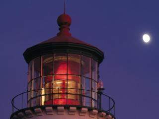обои Umpqua Lighthouse,   Umpqua,   Oregon фото