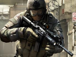 обои Games Socom  US Navy SEALs 4 фото