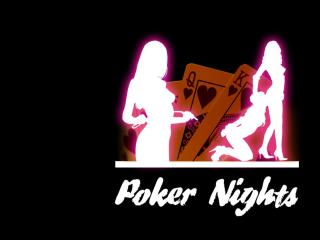 обои Poker nights фото