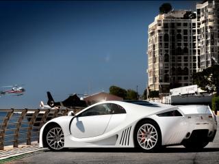 обои Auto Sports GTA-Spano фото
