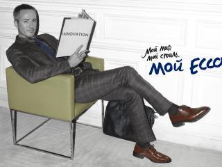 обои Мужская классическая обувь фото