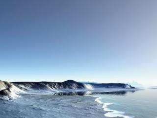 обои Волна океана фото