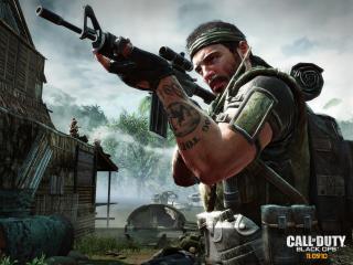 обои Игра Black Ops фото