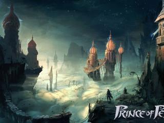 обои Prince of Persia Corrupted фото