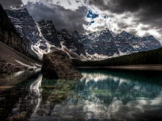 обои Готичный пейзаж фото