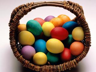 обои Easter Treasures фото