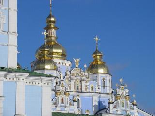 обои Собор в Киеве фото