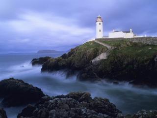 обои Fanad Head,   County Donegal,   Ireland фото