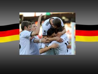 обои Чемпионат мира по футболу FIFA World cup 2010  Победа сборной Германии фото
