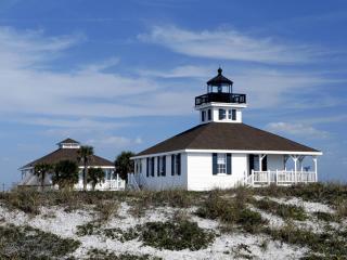обои Old Port Boca Grande Lighthouse,   Florida фото