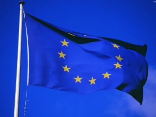 обои Флаг Европейский Союз фото