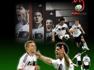 обои Германия Евро 2008 фото