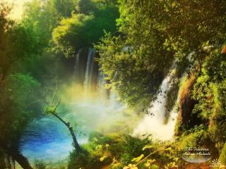 обои Водопад фото