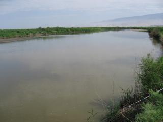 обои для рабочего стола: Река Аракс