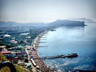 обои Берег Крыма фото