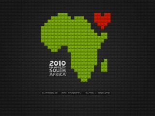 обои Чемпионат мира по футболу FIFA World cup 2010  Футбол в ЮАР фото