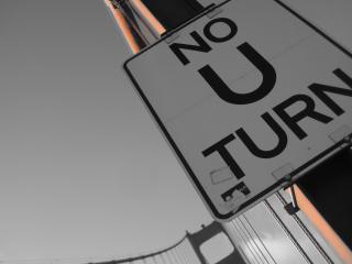 обои Дорожный знак фото