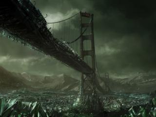 обои Бруклинский мост фото