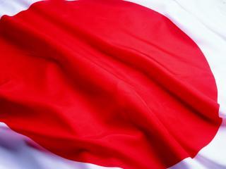 обои Флаг Японии фото