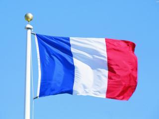 обои Флаг Франции фото