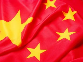 обои Флаг Китая фото
