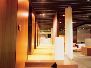 обои Зал ожидания аэропорта Люфтганза фото