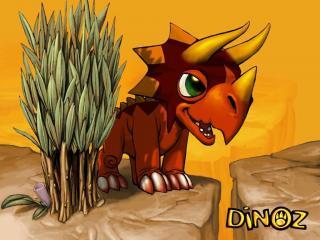 обои Динозаврик фото