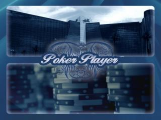 обои Poker player фото